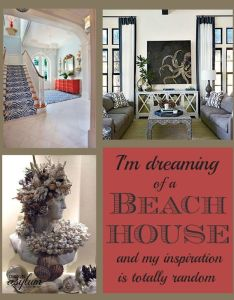 Craft   ve been designing my imaginary beach house also dreaming of coastal inspirations inspiration and blog rh pinterest