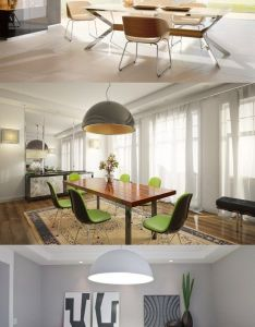 Awesome dining room interior design ideas also pinterest rh za