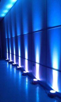 Image result for blue uplighting   UHT   Pinterest ...