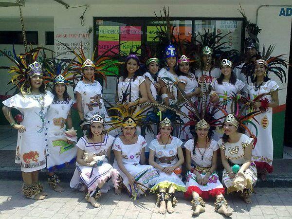 Vestidos Tipicos Mexicanos De Manta Para Ninas