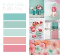 vintage and muted rustic to teal and pink - Google Search ...