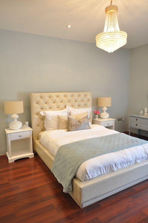 Benjamin Moore Sea Foam Paint This Is The Color We Chose For Our Bedroom Can Blue Grey