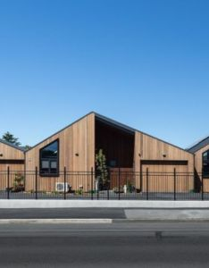 Mary potter apartments  warren and mahoney design  lovely home community in christchurch also rh pinterest