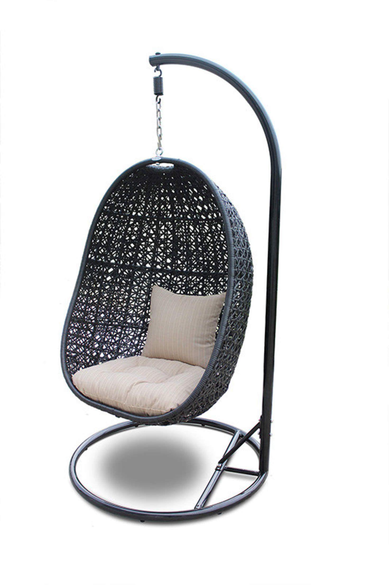 Nimbus outdoor hanging chair  Home Inspiration