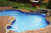 Back Yard Swimming Pool Ideas | Swimming Pool Design ...
