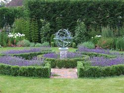 FORMAL ITALIAN GARDEN DESIGN GARDEN & LANDSCAPE DESIGN IDEAS
