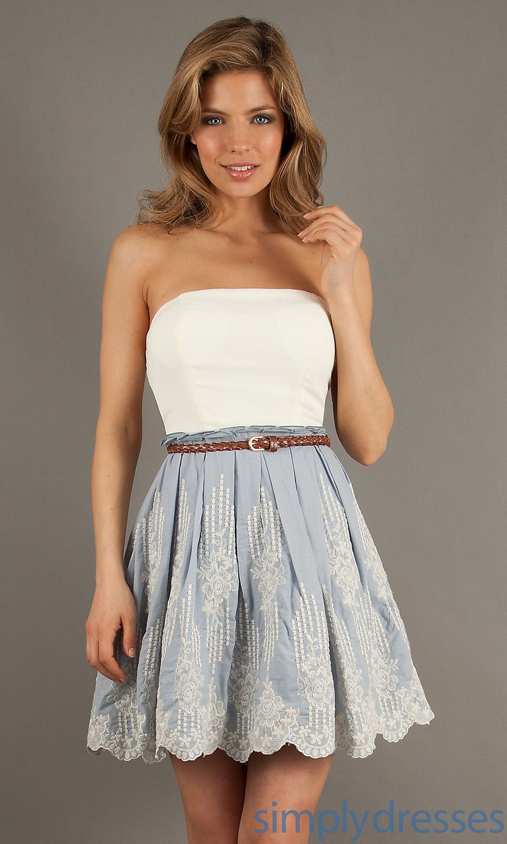 Dresses Formal Prom Dresses Evening Wear Short Strapless Casual Dress  Shorts Clothes and