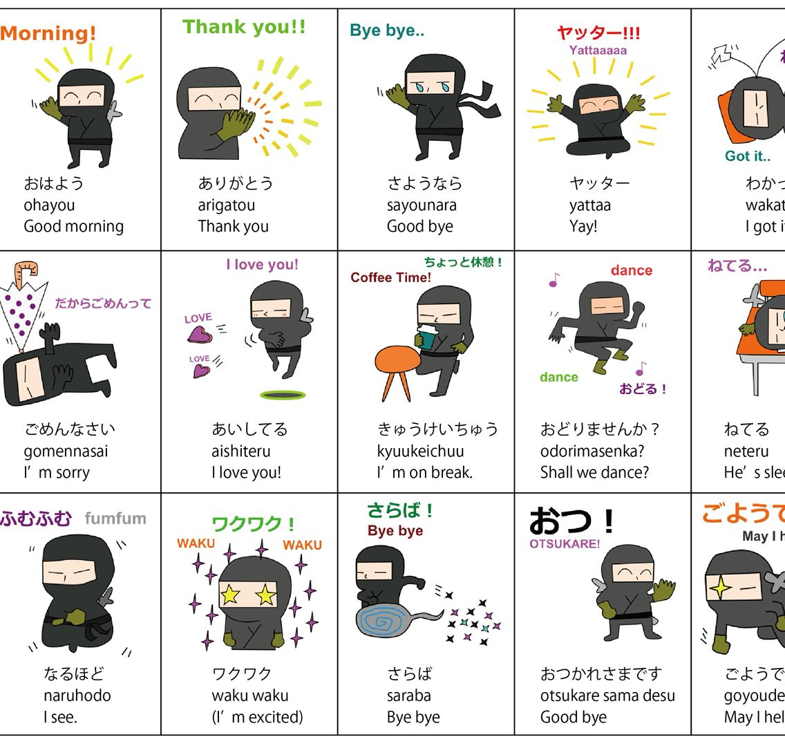 20 Basic Japanese Conversations You Should Learn With