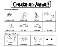 Animal Classification Activity Sheets | Cub Scout Ideas ...