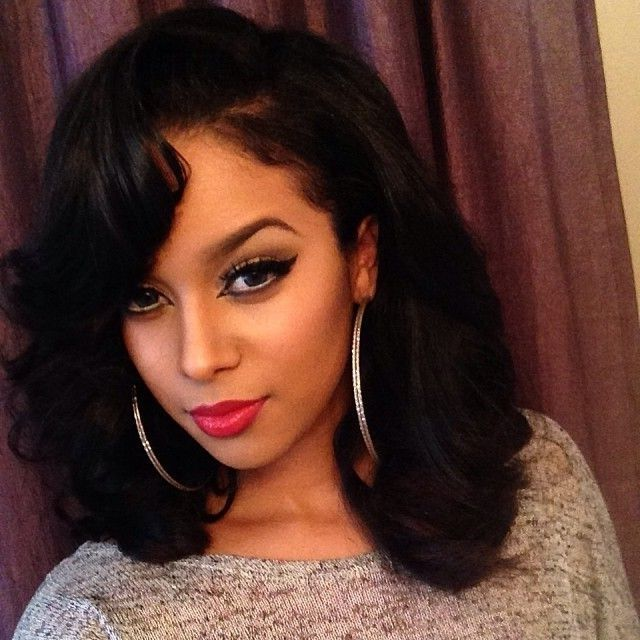 Medium Length Weave Hairstyles Best Hairstyles 2017 Hair