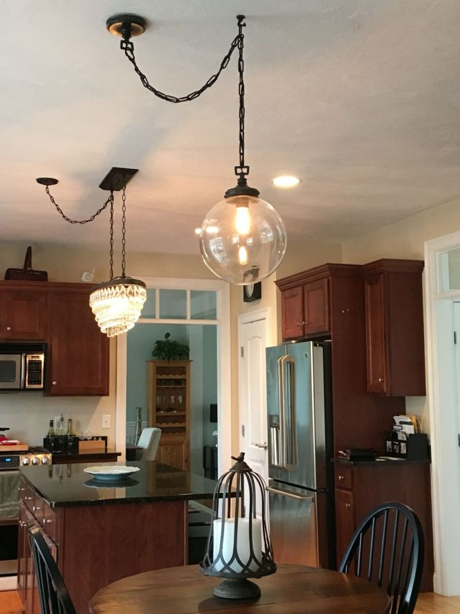 Solution For Off Centered Chandeliers Clearly When My House Was Built The Electrical