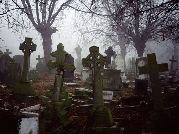20+ Creepy Cemetery Names Pictures and Ideas on Weric
