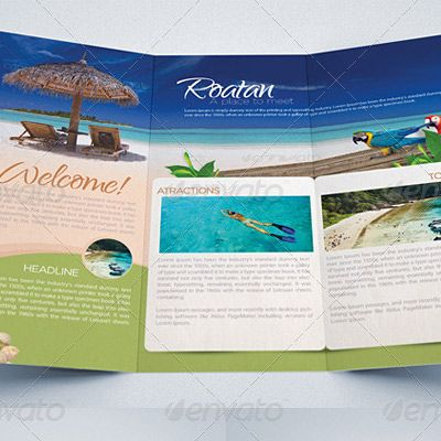 Vacation Brochures Ideal Vistalist Co