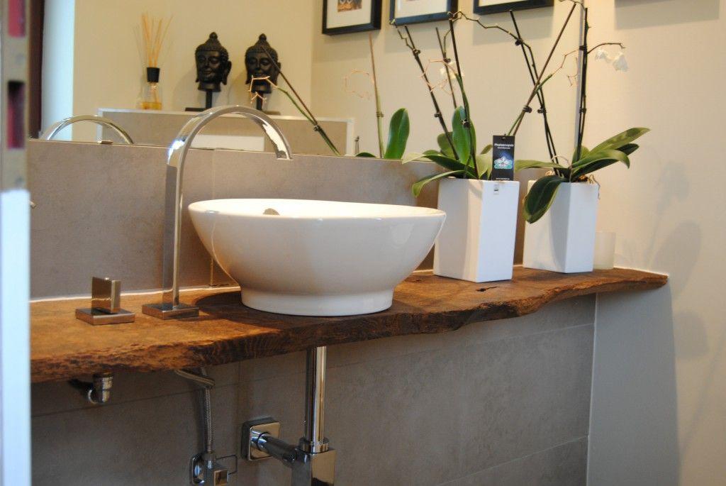 Waschtisch holzplatte  Waschtisch Holz Selber Bauen - Cuisinebois