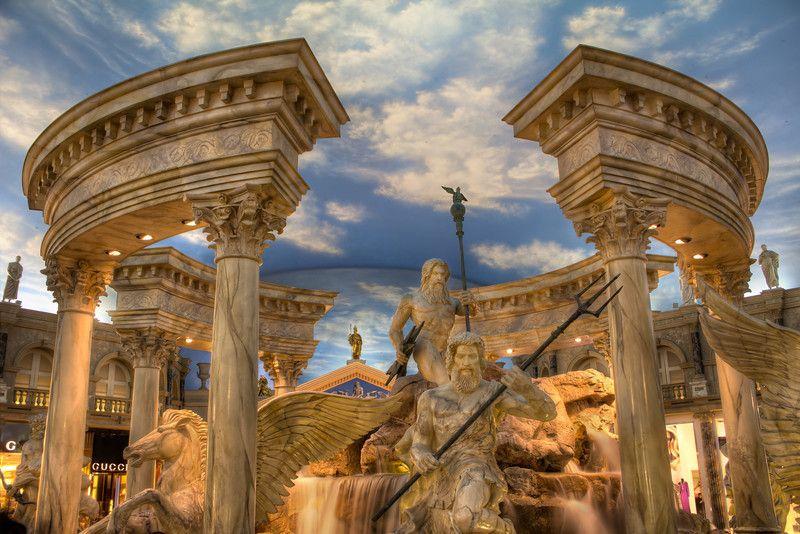 Vegas Weddings Caesars Palace
