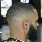 fade haircuts black