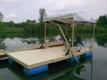 Build Pontoon Houseboat Boat - Year of Clean Water