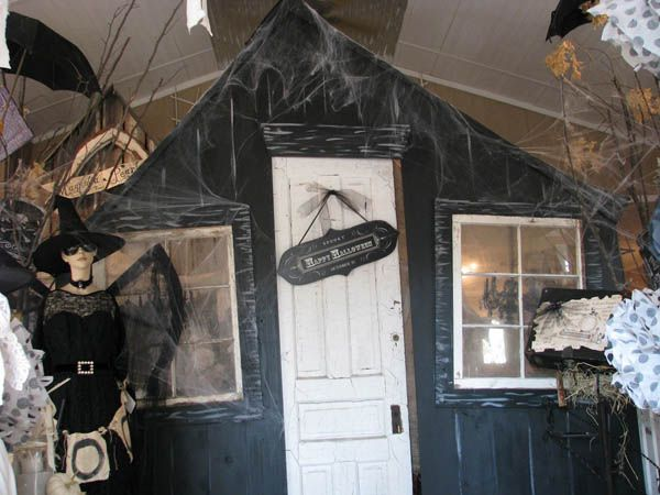 Haunted House Ideas DIY Outdoor Projects Pinterest Haunted