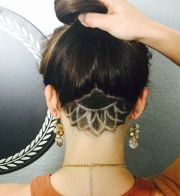 lotus flower undercut tony snow