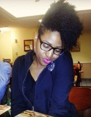 natural hair. tapered. twa. undercut