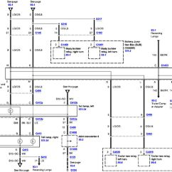 Electrical Wiring Diagram Ford F650 Dogfish Shark With Labels Turn Signal 2000 750