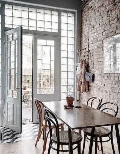 romantic swedish home with vintage touches also my scandinavian rh pinterest