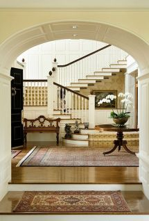 Beautiful Entry Foyer