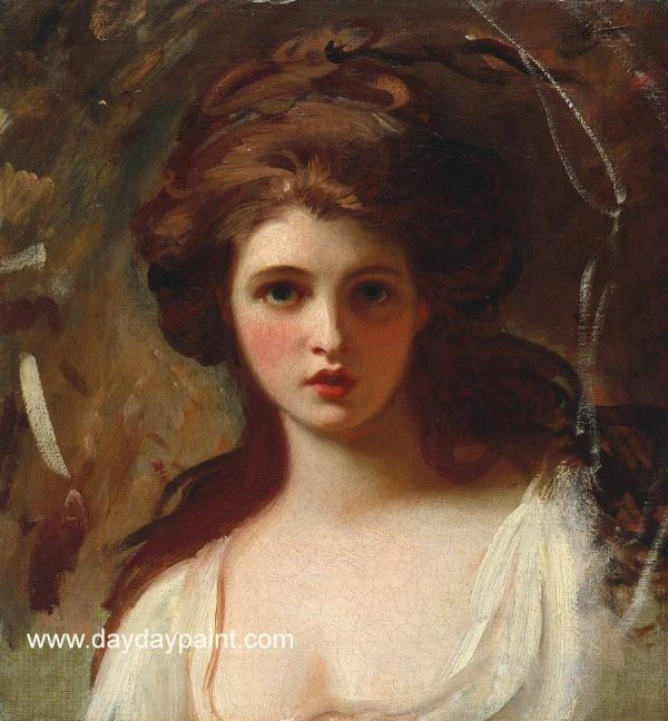 Famous Oil Paintings Of Women Lady
