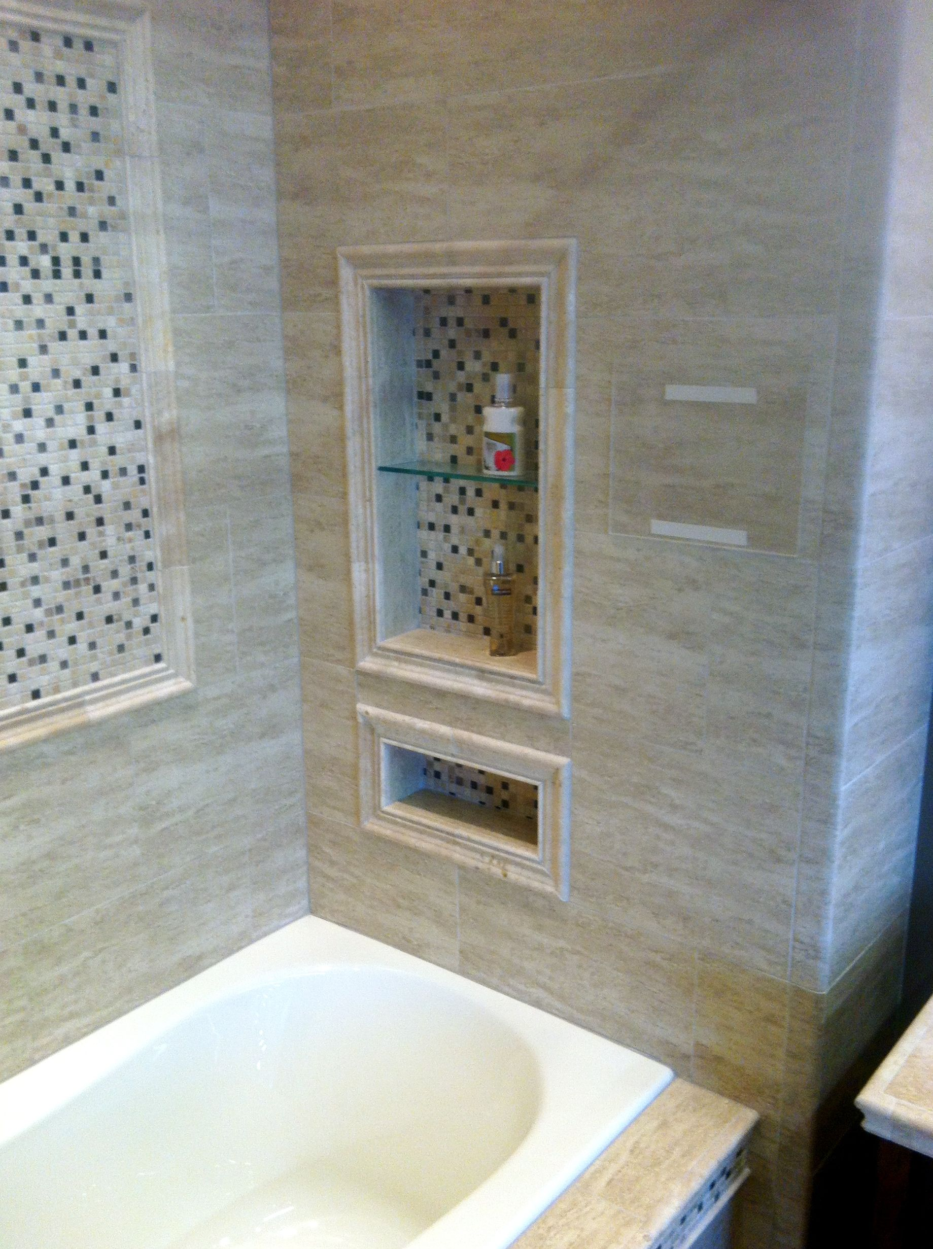 Seamless Showers Small Bathrooms