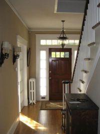 foyer, front door | Dream Home | Pinterest | Front doors ...