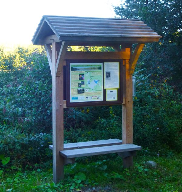 20+ Trail Kiosk Pictures and Ideas on Weric