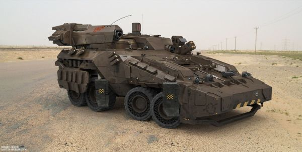 Armoured personnel carrier on Pinterest Military