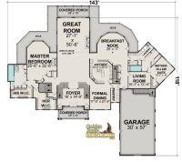 log cabin layout floorplans   Log Homes and Log Home Floor ...