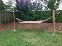4x4 Hammock Stand Plans - Year of Clean Water