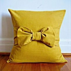 Rocking Chair Cushion Pattern Diy Covers Pillowcase Best 25+ Bow Pillows Ideas On Pinterest   Sewing Pillows, Cheap Decorative And ...
