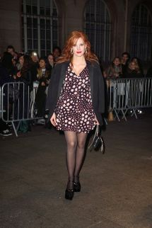 Jessica Chastain Legs And Feet In Tights 4 - Http