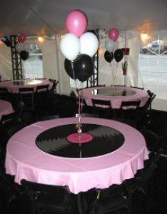 Image result for fifties dance decorations also music note mylar balloons fun party ideas pinterest rh