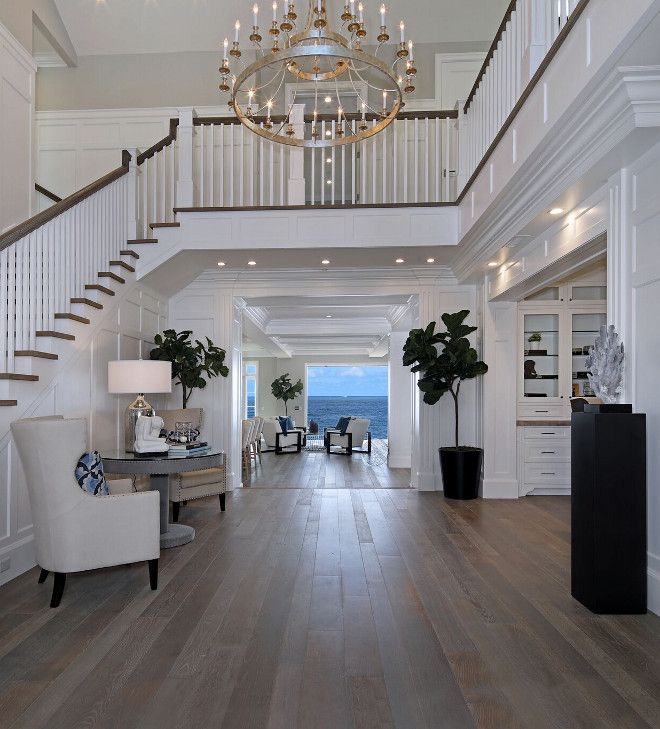White Cape Cod Beach House Design Interior Design Ideas