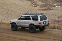 3rd Gen 4 runner Roof Rack mounting question - Expedition ...
