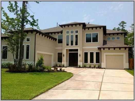 Exterior Paint Colors For Stucco Homes Color Schemes House Painting Best Decoration