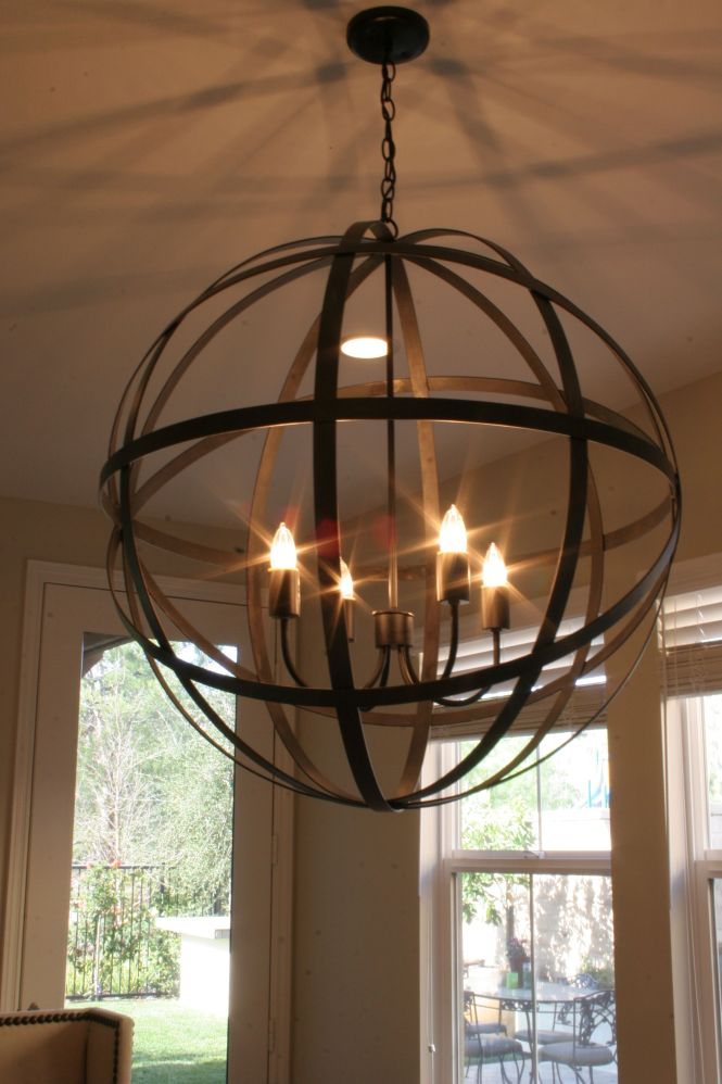 Restoration Hardware Chandelier Get The Junk Guy To Make A Bunch Of These