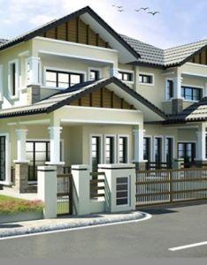 Stunning modern storey residence with elegant exterior also fachadas rh pinterest