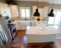 L Shaped Kitchen With Island Layout Kitchen Layouts Layout ...