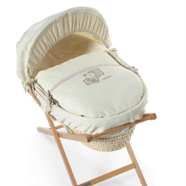 Mamas And Papas Moses Basket Stand Bedtime Hugs With
