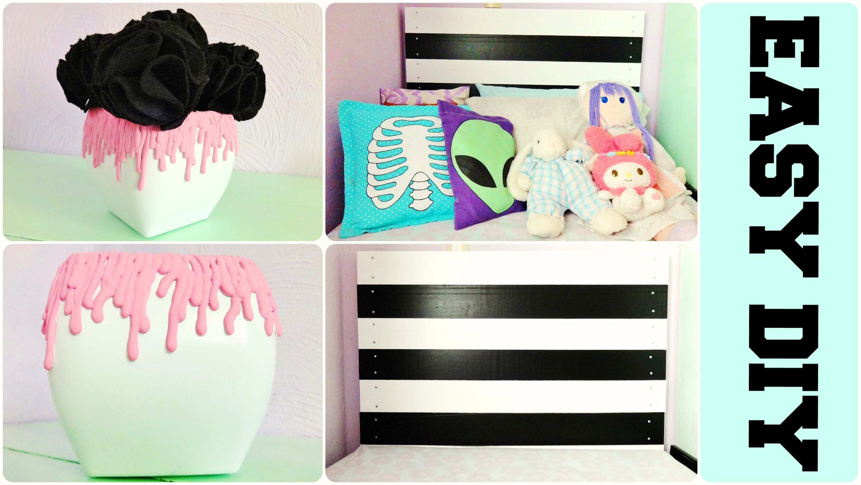 Diy Pastel Goth Easy Room Decor