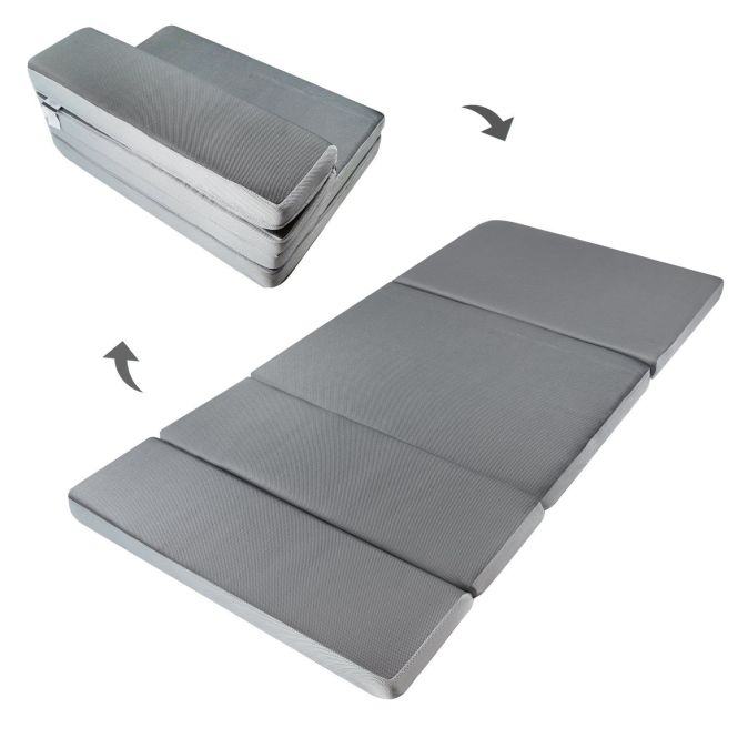 Lucid 4 Folding Mattress And Camping Sofa This Is A Very Unique Product For Bed
