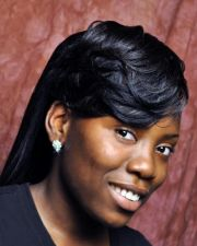 weave hairstyles with bangs description