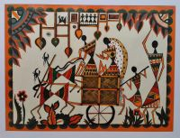 Shop Warli Painting by Sarika Creations online. Largest ...