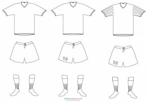 Color Your Own Paper Doll Clothes