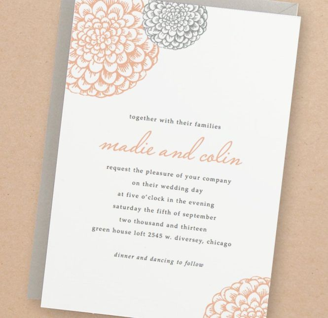 Free Wedding Invitation Templates For Mac Pages – Pages Invitation Templates Free
